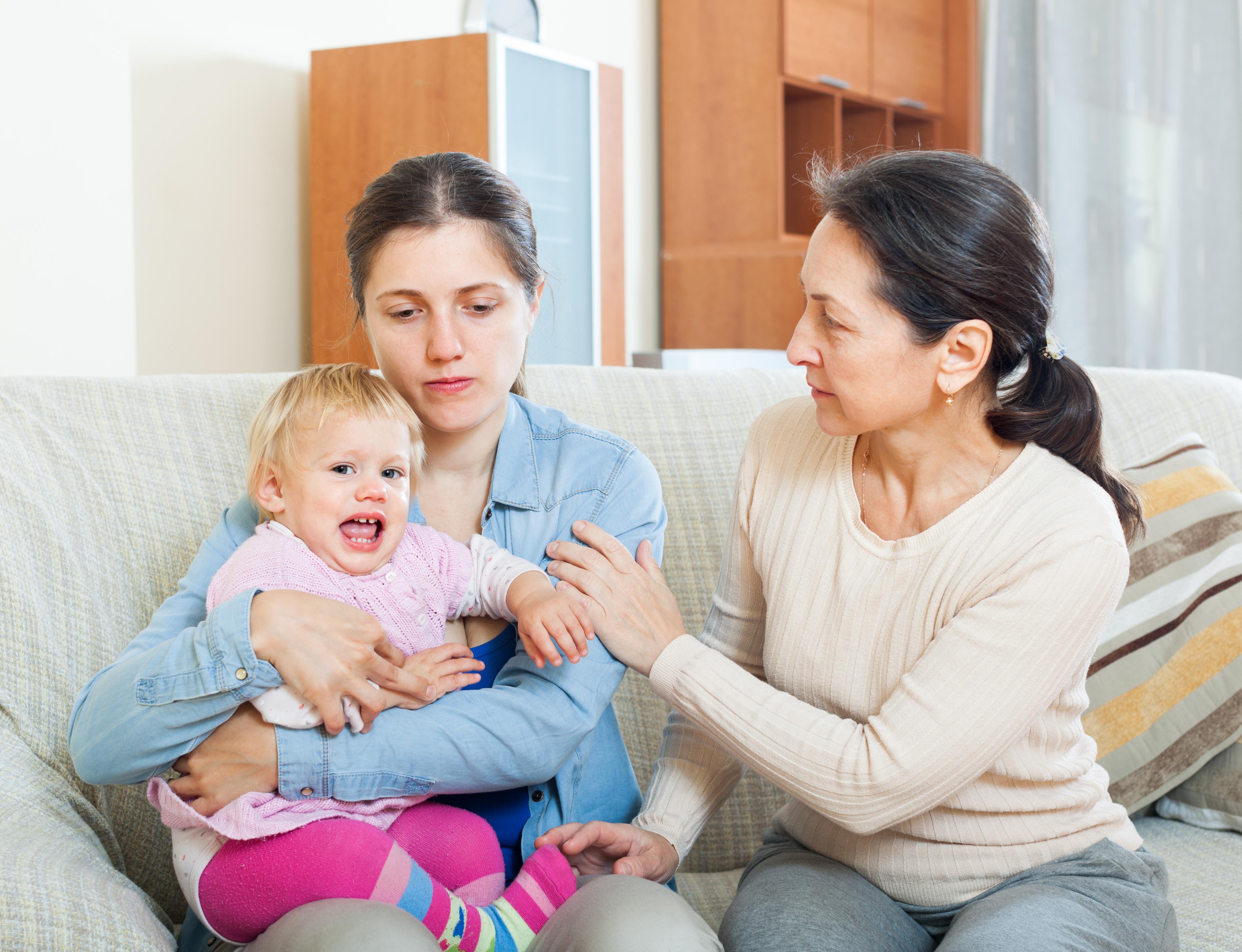 postpartum panic